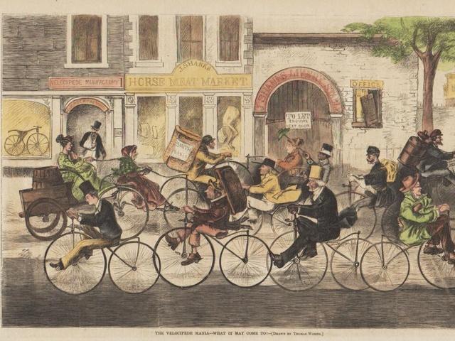 Les Vélos Sonores sur Radio Panik pour le Tour de France