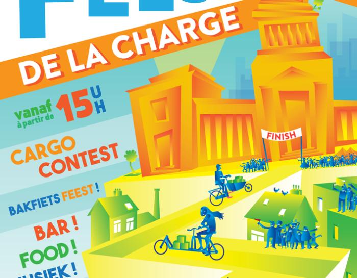 Les Vélos Sonores à la Fête de la Charge